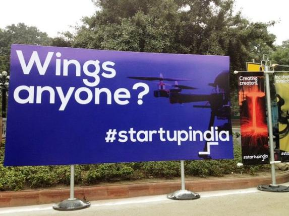 Around 40 Silicon Valley heavyweights are expected to take part in the inaugural ceremony of Start Up India launch. Photo: @DIPPGOI/Twitter