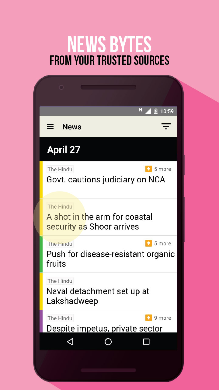 Civilsdaily android app