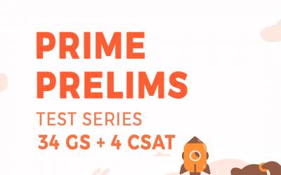 Prime Prelims TS 2021