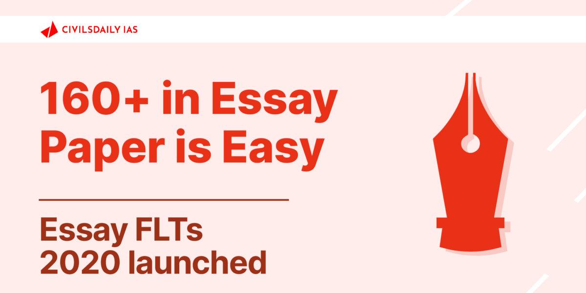 How to write UPSC IAS Essay UPSC essay paper