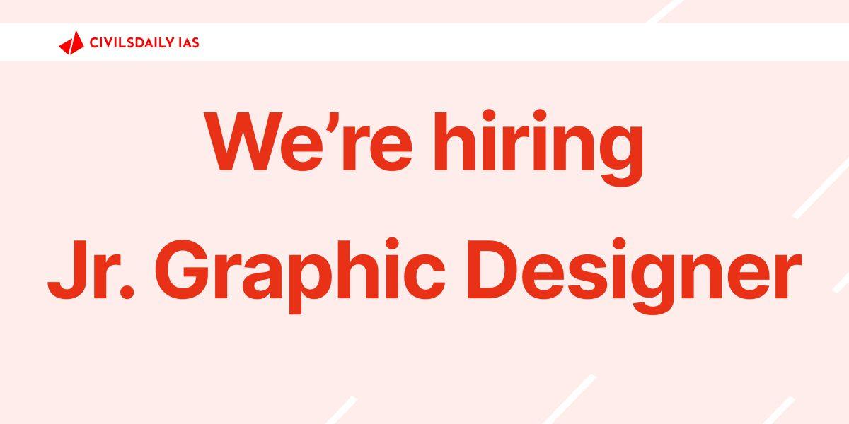 graphic designer job vacancy