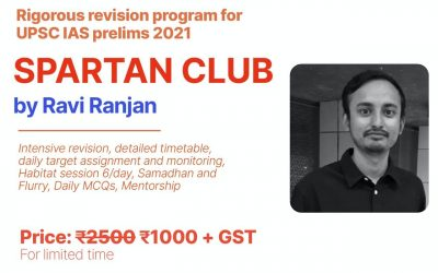 Spartan club by Ravi sir