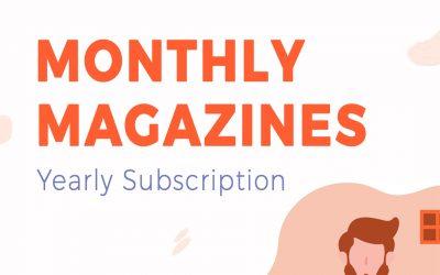 Civils Digest: 1 Year Magazines 2022