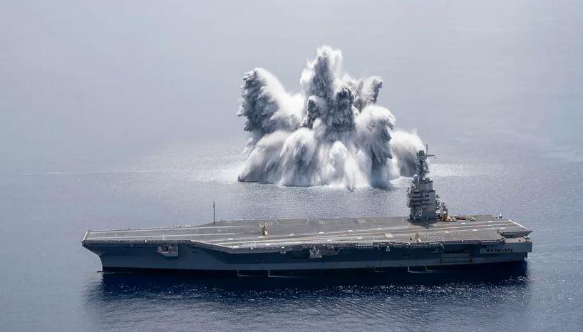 Full Ship Shock Trial