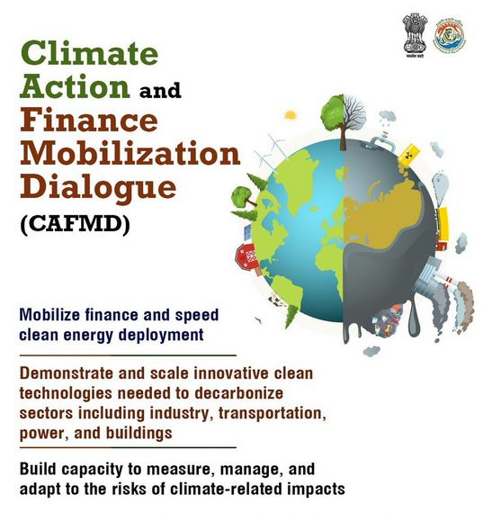 Climate Action and Finance Mobilization Dialogue